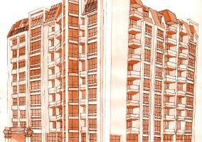 проект жилого дома (ул. Средняя)